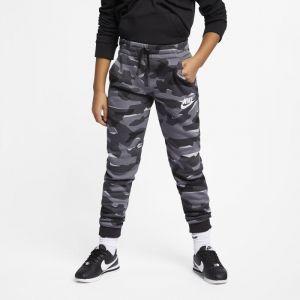 Nike Pantalon de joggingà imprimé camouflage Sportswear pour Garçon plus âgé - Noir - Taille XS - Male