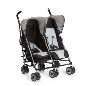 Hauck Turbo Duo - Poussette canne double
