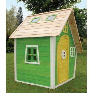 Exit Toys Fantasia 100 - Maisonnette en bois pour enfant