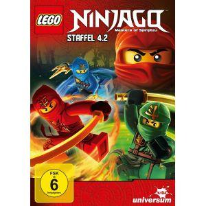 Lego Ninjago Staffel 4.2 [Import anglais] [DVD]