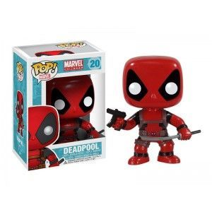 Funko Bobble Head Pop! Deadpool