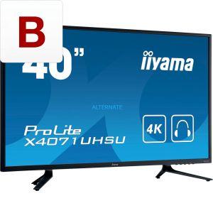 "iiyama ProLite X4071UHSU-B1 - Ecran LED 40"""