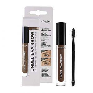 L'Oréal Unbelieva brow - Gel à sourcils 105 brunette