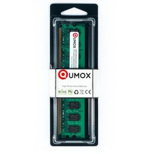 Qumox DDR2800DIMM - Barrette mémoire 2 Go DDR2 800 MHz DIMM 240 broches