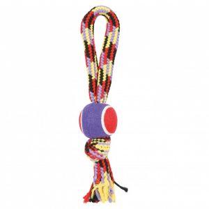 Zolux Jouet cord tennis poignee 40cm