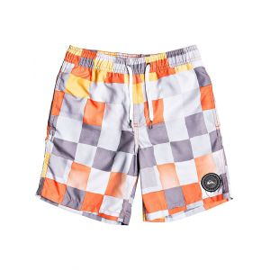 a6736668c4 Quiksilver Maillots de bain plage Resin Check Volley 15 - Comparer ...