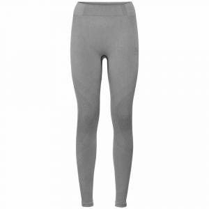 Odlo Vêtements intérieurs Performance Warm Suw Bottom - Grey Melange / Black - Taille M