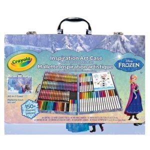 Crayola Mallette de l'artiste La Reine des neiges