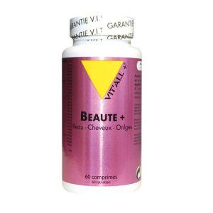 Vit'All + Beauté + peau ongles cheveux - 60 comprimés