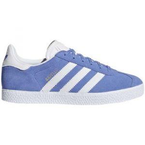 Adidas Chaussures gazelle j violet cg6692 cuir/suede cuir/textile violet - Taille 36,38,36 2/3,37 1/3,38 2/3