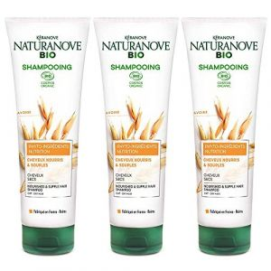Kéranove Naturanove Bio - Shampooing avoine