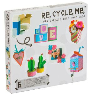 Neotilus Kit créatif ReCycleMe Décorations d'intérieur