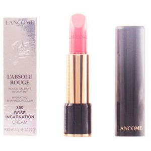 Lancôme L'Absolu Rouge : 350 Rose Incarnation - Rouge galbant hydratant