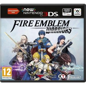Fire Emblem Warriors sur 3DS