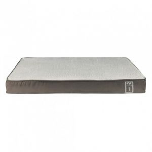 Trixie Vital coussin best of all breeds - 60 x 40 cm, taupe/gris clair