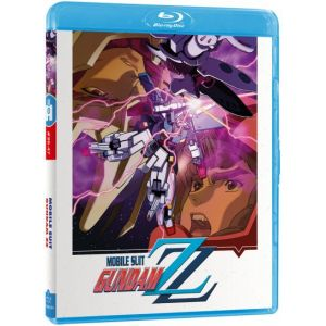 Mobile Suit Gundam ZZ - Box 2/2 - Edition Collector [Blu-Ray]