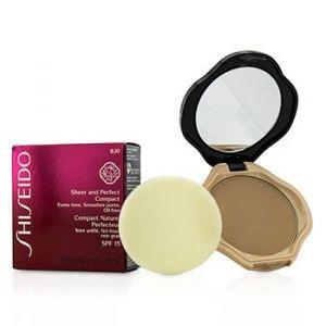 Shiseido B20 - Compact naturel perfecteur SPF 15