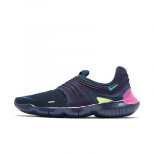Nike Chaussure de running Free RN Flyknit 3.0 - Bleu - Taille 43 - Male