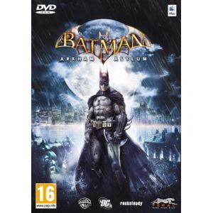 Batman : Arkham Asylum [MAC]