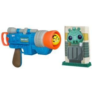 Hasbro Pistolet Koosh Angry Birds Stars Wars (Han Solo Launcher)