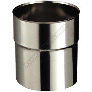 Poujoulat Réduction inox SOI - Diamètres : 150 F - 139 F -
