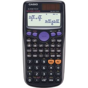 Casio FX-85DE Plus - Calculatrice scientifique