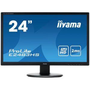 """iiyama ProLite E2483HS-B3 - Ecran LED 24"""""""