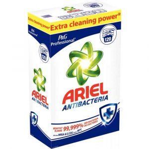 Ariel Lessive poudre désinfectante 120 doses