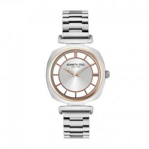 Kenneth Cole KC15108002 - Montre pour femme Transparency