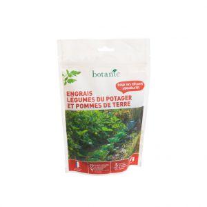 Engrais légumes du potager & pdt 750 gr botanic®