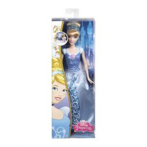 Mattel Poupée Princesses Disney paillettes Cendrillon