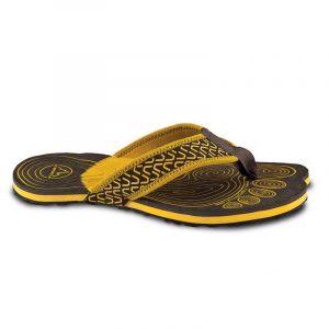 La Sportiva Swing - Tongs Homme - jaune/gris