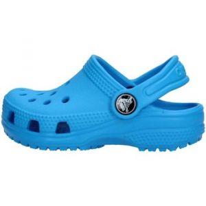 Crocs Classic Clog Kids, Sabots Mixte Enfant, Bleu (Ocean), 20-21 EU