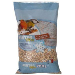 Aimé Nourriture mélange avec Arachides et Raisins Secs - Pour les oiseaux du ciel - 700 g (x1)