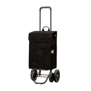 Andersen Chariot à courses Quattro Shopper Vika Noir