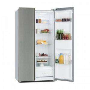 Klarstein Grand Host A Combiné réfrigérateur congélateur modèle de base 474L Argent