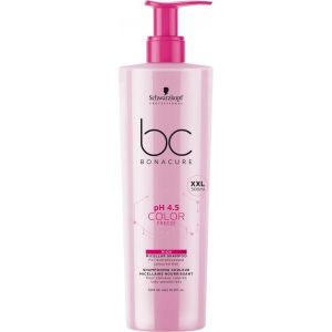 Schwarzkopf BC pH4.5 Color Freeze Shampooing Micellaire Nourrissant 500 ML