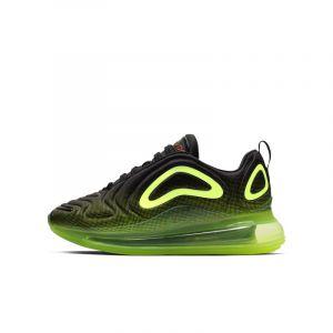 Nike Chaussure Air Max 720 Jeune enfant/Enfant plus âgé - Noir - Taille 34 - Unisex