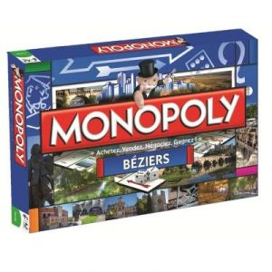 Winning Moves Monopoly Béziers