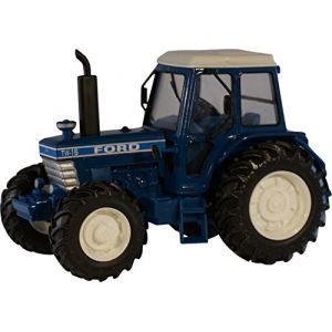 Britains 43010 - Tracteur Ford Tw15 4rm - Echelle 1/32