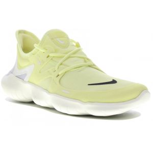 Nike Chaussure de running Free RN 5.0 pour Homme - Vert - Taille 41 - Male