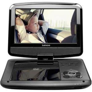 """Lenco DVP-9413 - Lecteur DVD portable 9"""""""