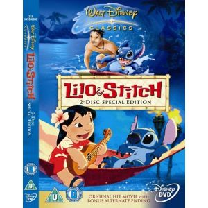 The Story Room: The Making of 'Lilo & Stitch' [Import anglais] [DVD]