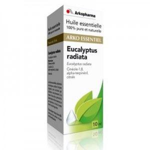 Arkopharma Arko Essentiel : Eucalyptus radiata - Huile essentielle