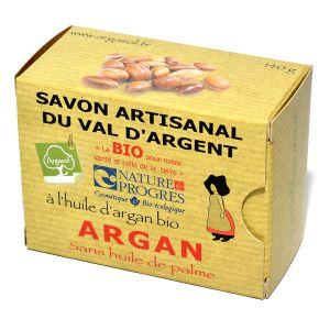 Argasol Savon bio Argan 140g