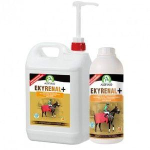 Audevard ekyrenal+ 1l complément alimentaire chevaux.