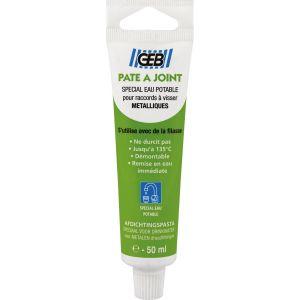 Geb Mastic eau potable - 50 mL - Mastic sanitaire