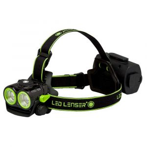 Led lenser Lumières Xeo19r+accessory - Black / Green - Taille 2000 Lumens