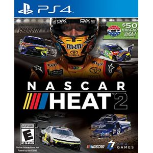Nascar Heat 2 sur PS4