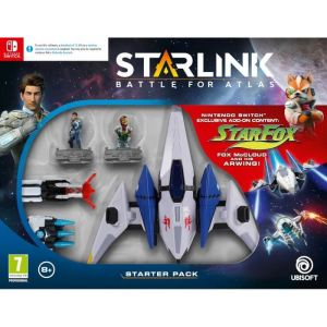 Starlink Starter Pack sur Switch